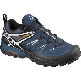 Salomon X Ultra 3 Schoenen Heren, dark denim/black/cumin
